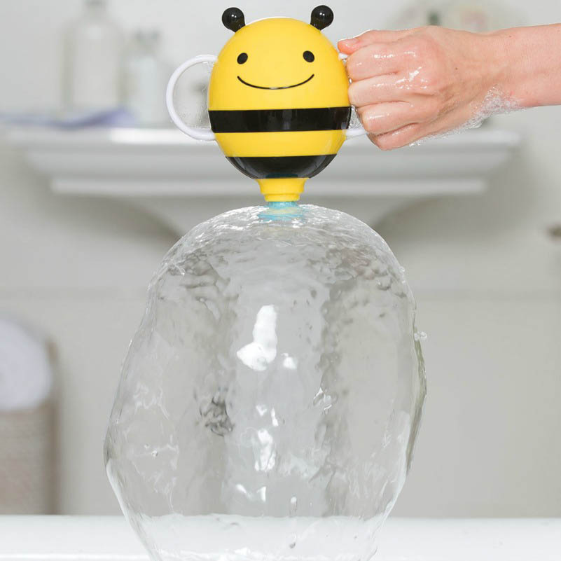 Skip Hop Zoo - Bathtime - Fill Up Fountain (Bee) Bath Toy