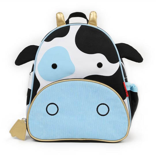 Skip Hop Zoo-Kids Backpacks-Cow Backpack