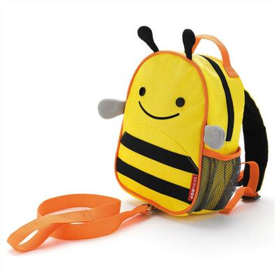 Skip Hop Zoo Let Mini Backpack with Safety Harness (Bee)