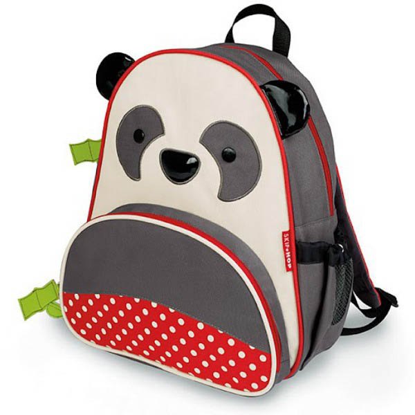 Skip Hop Zoo- Kids Backpacks-Panda Backpack