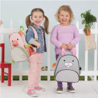 Skip Hop Zoo-Kids Backpacks-Pig Backpack