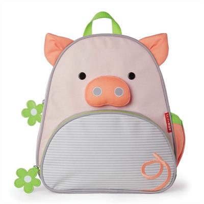 Skip Hop Zoo Kids Pig Backpack