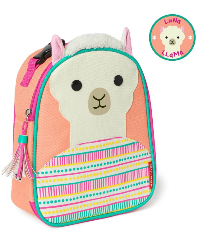 Skip Hop Zoo Llama Lunch Bag