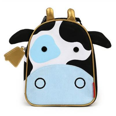 Skip Hop Zoo Cow Lunch Bag