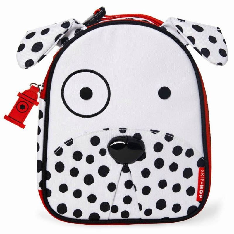 Skip Hop Zoo Dalmatian Lunch Bag