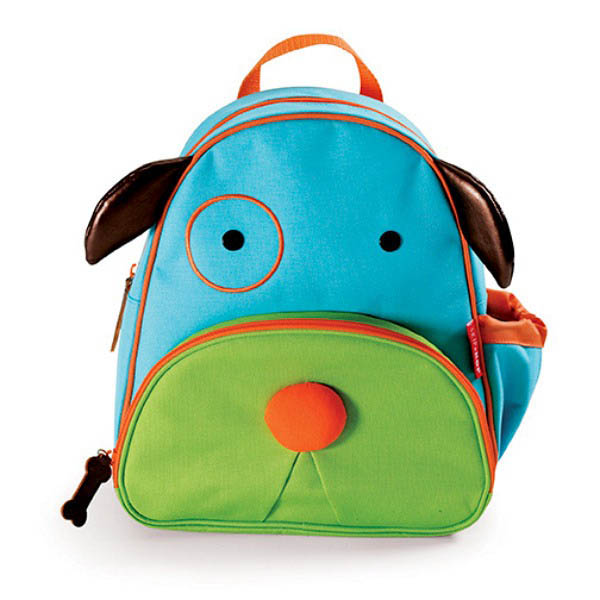 Skip Hop Zoo Pack- Kids Backpack- Dog