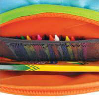 Skip Hop Zoo Backpack Front Pocket Inside