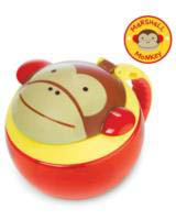 snack cup monkey