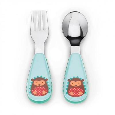 Skip Hop Zoo Hedgehog Cutlery