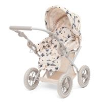 Skrallan Doll Pram with Bassinet