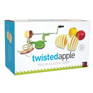 Twisted Apple Peeler
