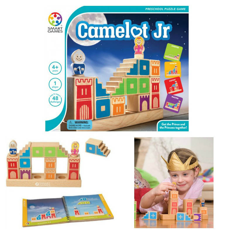 Smart Games - Camelot Jr Puzzle Game