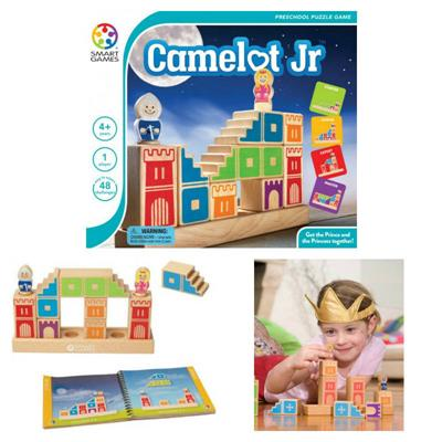 Smart Games Camelot Jr Puzzle Game