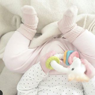 Sophie the Giraffe - So Pure Teething Colo Rings