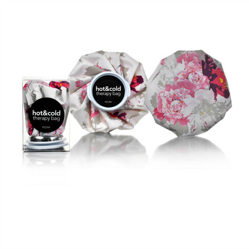 Star and Rose-Hot and Cold Therapy Bag-Peony