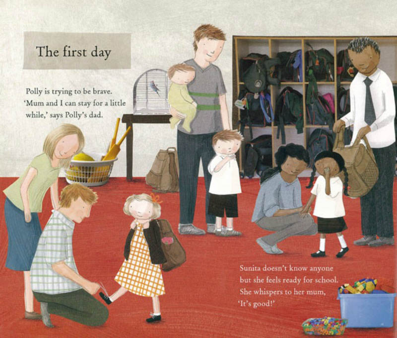 Starting School by Jane Goodwin