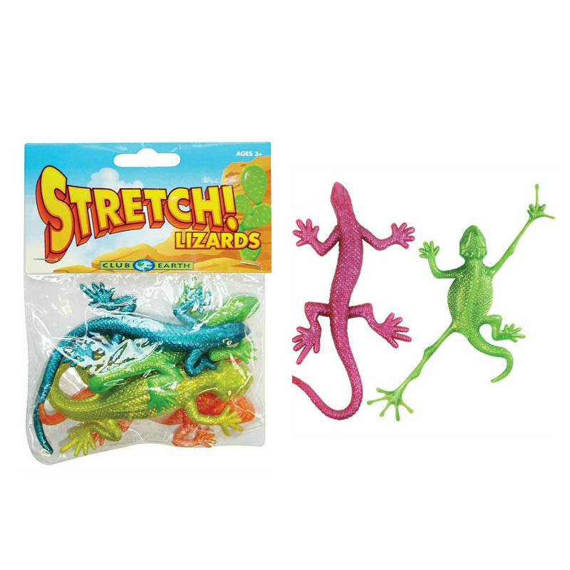 IS Stretch Lizards 4 pk