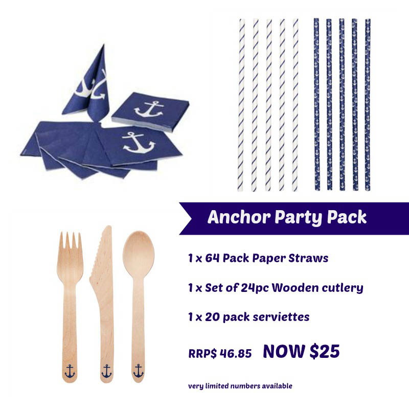 Sunny Life Party Pack - ANCHOR