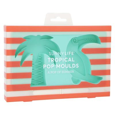 Sunny Life Tropical Pop Moulds