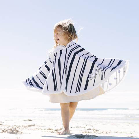 The Beach People - The Nautic Petite Poncho