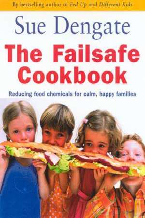 The Failsafe Cookbook  by Sue Dengate