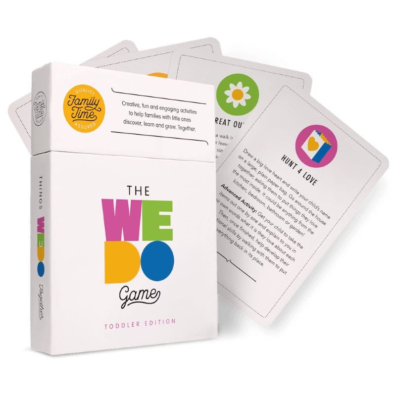 The WeDo Game Toddler Edition