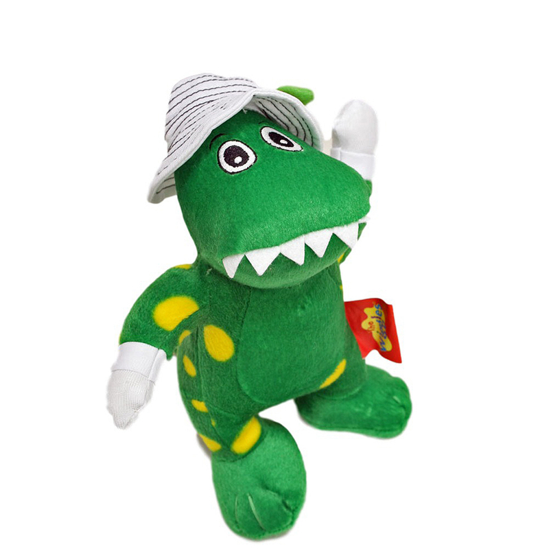 The Wiggles Dorothy Dinosaur Soft Toy