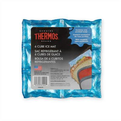 Thermos - 6 Ice Cube Mat