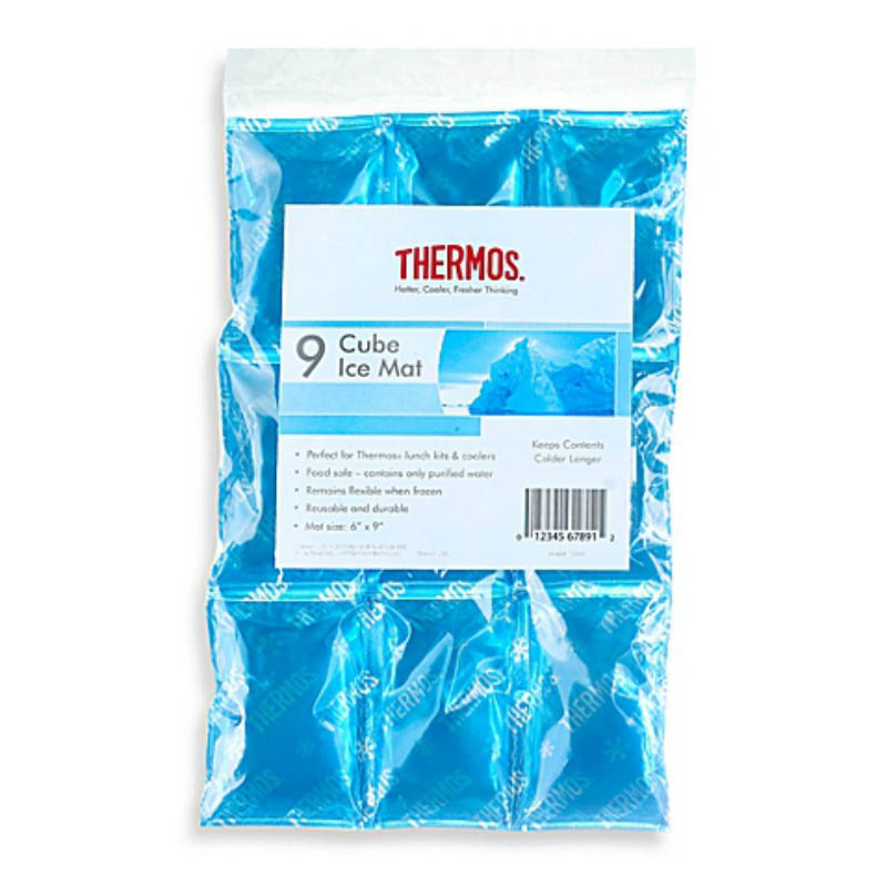 Thermos - 9 Ice Cube Mat