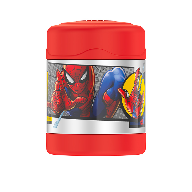 Thermos Funtainer 290ml Insulated Food Jar - Spiderman
