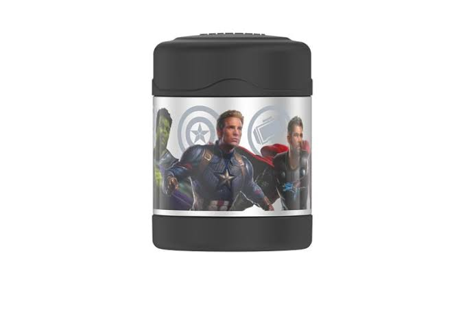 Thermos Funtainer 290ml Insulated Food Jar - Marvel