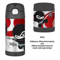 Thermos Funtainer 290ml Insulated Food Jar - Ninja