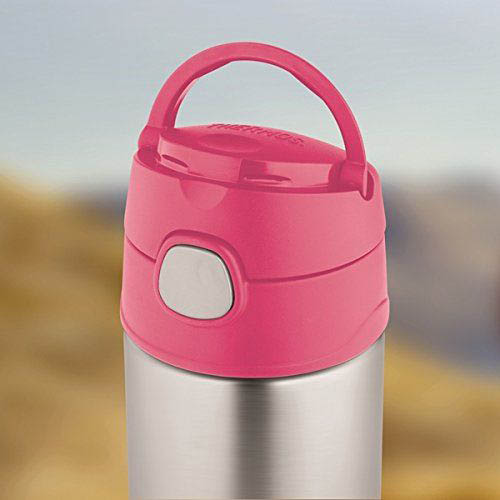 Thermos Funtainer 355ml Insulated Stainless Steel Water Bottle