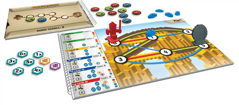 ThinkFun- Code Master Programming Logic Game