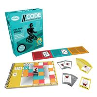 Thinkfun CODE Programming Game Series On The Brink