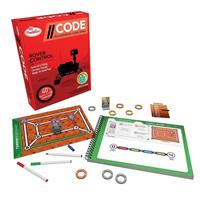 Thinkfun CODE Programming Game Series Rover Control