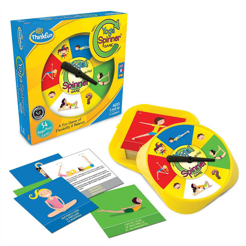 ThinkFun-Yoga Spinner Game