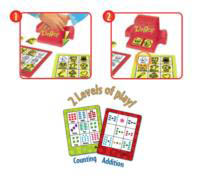 ThinkFun Zingo!1-2-3 Number Bingo