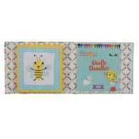 Tiger Tribe Animals Oodle Doodles Crayon Set