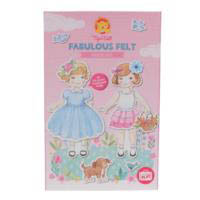 Tiger Tribe - Fabulous Felt - Dress Ups