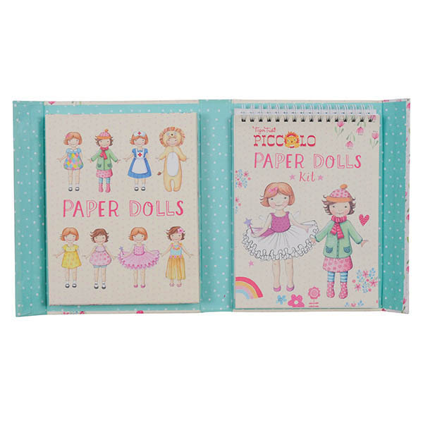 Paper Doll Kit Contents