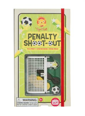 Tiger Tribe Penalty Shoot Out Soccer Game