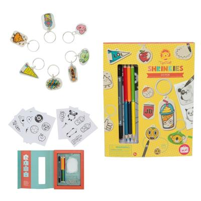 Tiger Tribe Shrinkies DIY Fun
