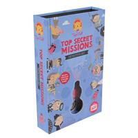 Top Secret Missions -Detective Set