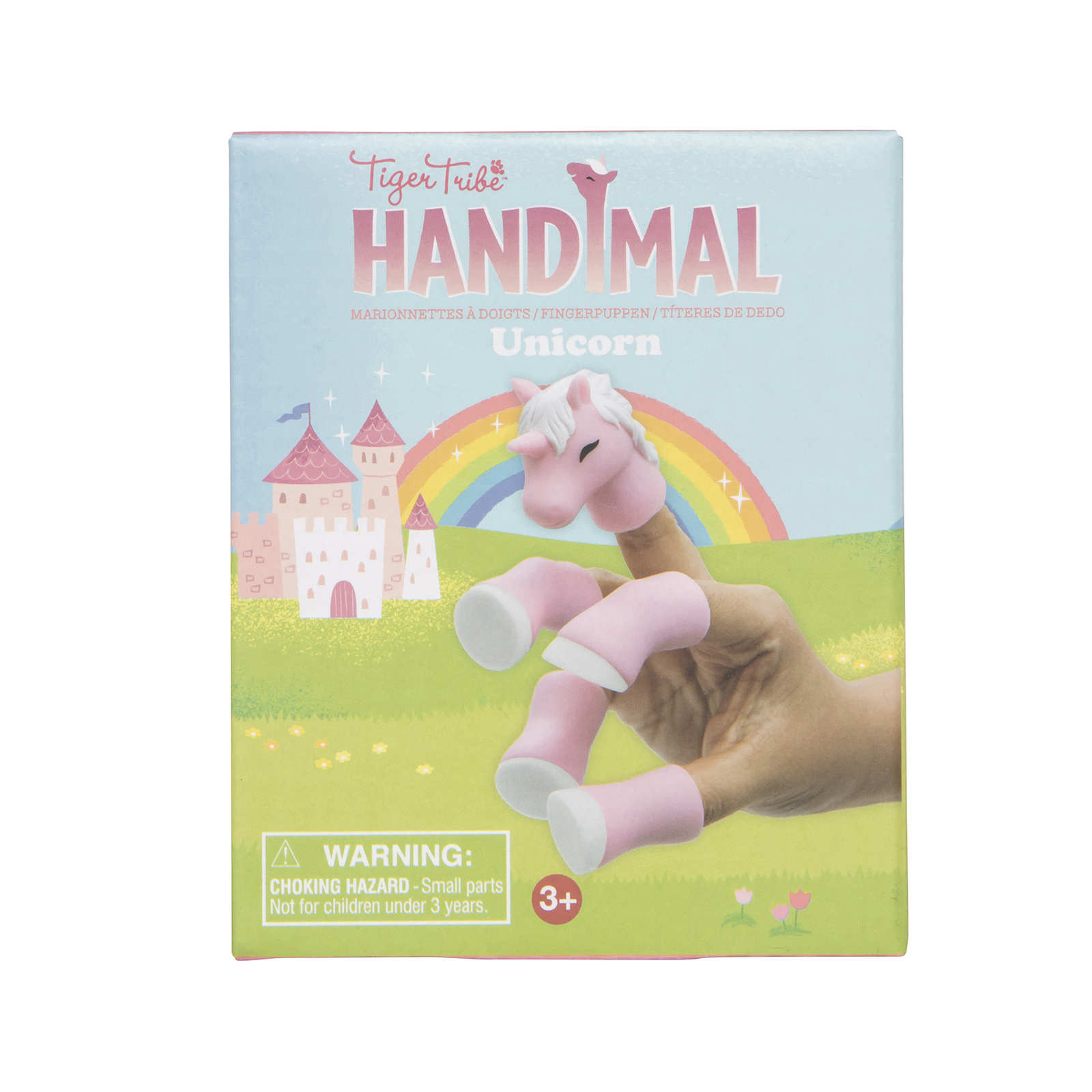 Stocking fillers for little girls | Unicorn Finger Puppet Set | Beanstalk Mums