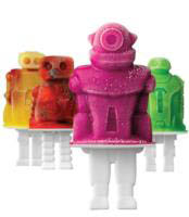 Tovolo Robot Pop Ice block Mould