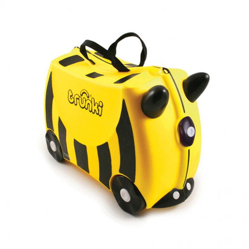 Trunki Kids suitcase Bernard Bee