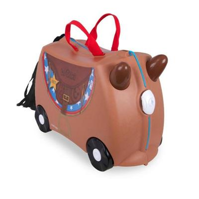 Trunki Kids Suitcase Bronco Horse