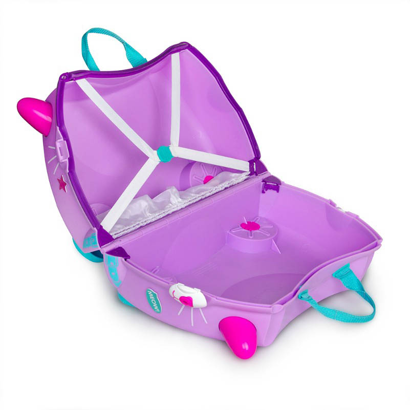 Trunki Kids Suitcase - Cassie Cat