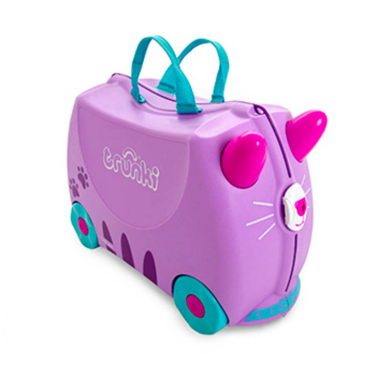 Trunki Kids Suitcase Cassie Cat